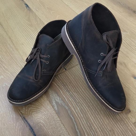 Clarks Bushacre 2 Chukka Boot Sz